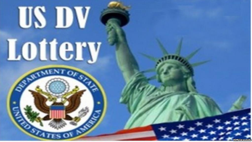 AS membuka lotere visa itu untuk 50.000 orang