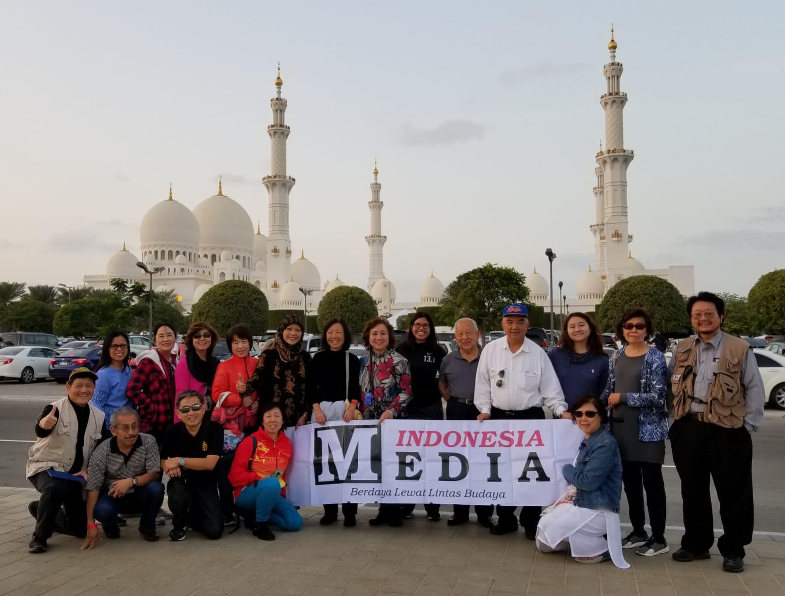 IM Tour 2018 : Abu Dabhi