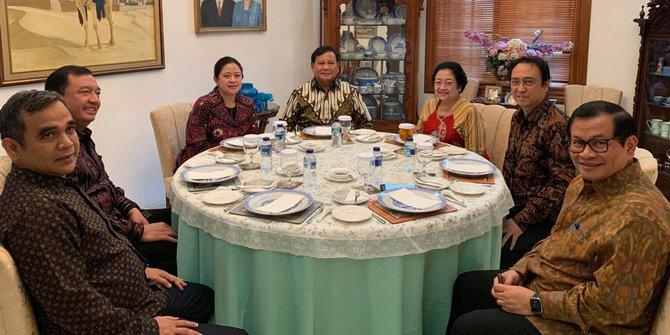 Inilah Sosok Penting di Balik Pertemuan Prabowo dengan Jokowi dan Megawati