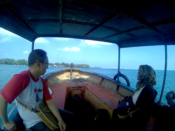 Wisatawan Terdampar Tidak Kurangi Jumlah Turis Berlibur ke Karimunjawa