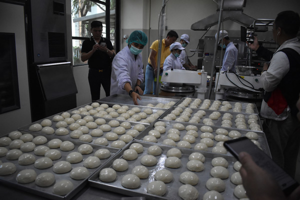 Producer, BBC Responds All-China Bakery Association's Business Cooperation to Develop Indonesian SMEs