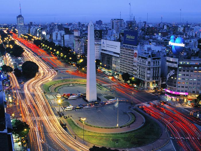 IM TOUR Argentina : Tigre dan Buenos Aires # 3