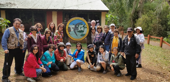 IM Tour 2019 : Argentina   : Iguazu Falls Argentina Side