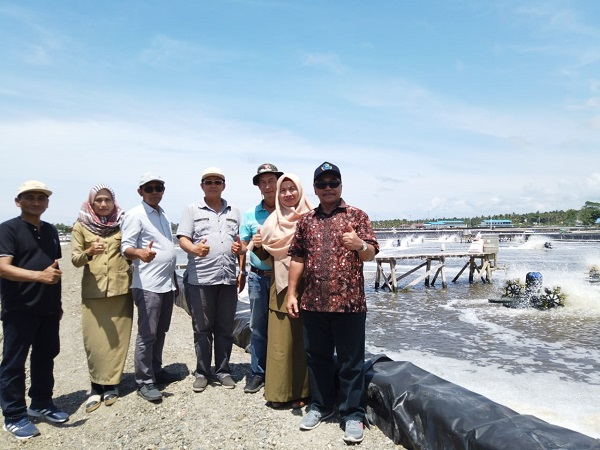Indonesian Shrimp Producers, Ministry Apply Sustainable Agriculture for Maximum Yields