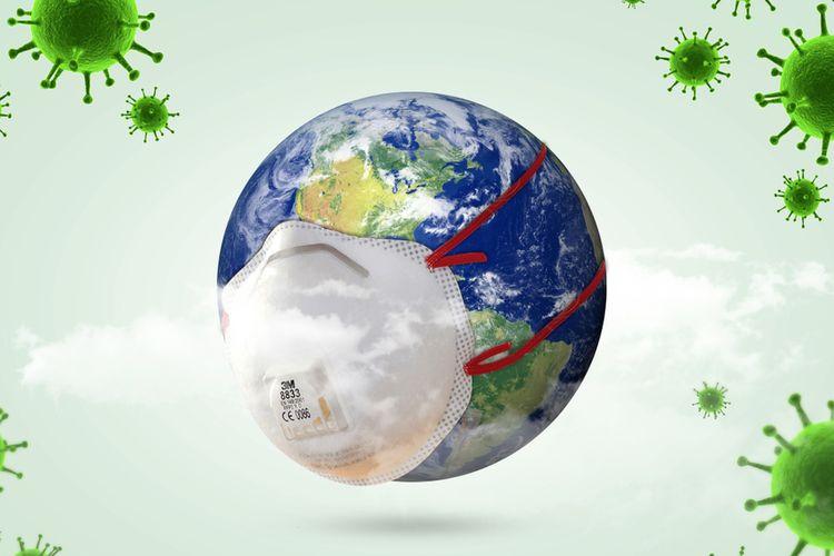 Update Virus Corona 14 Maret: 72.572 Pasien di 149 Negara Sembuh