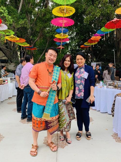 Charity Luncheon ASEAN Woman Circle of LA