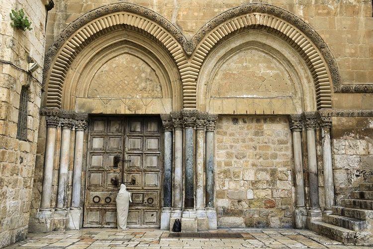Akibat Covid-19, Paskah di Yerusalem Terasa Muram
