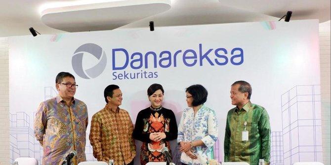 Menteri Erick Rombak Jajaran Direksi dan Komisaris Danareksa