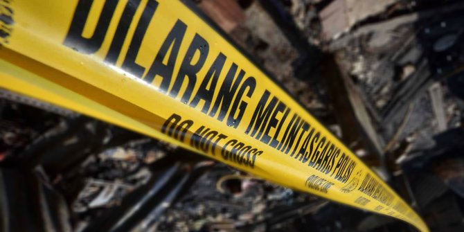 Polisi Sebut 10 Anggota MIT Bunuh Satu Keluarga dan Bakar 7 Rumah di Sigi