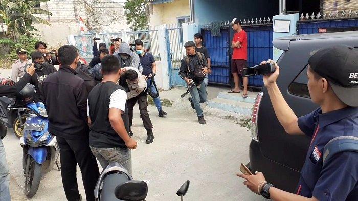 Densus 88 Tangkap 4 Terduga Teroris di Lampung, Ada Pedagang dan Pengusaha Bengkel