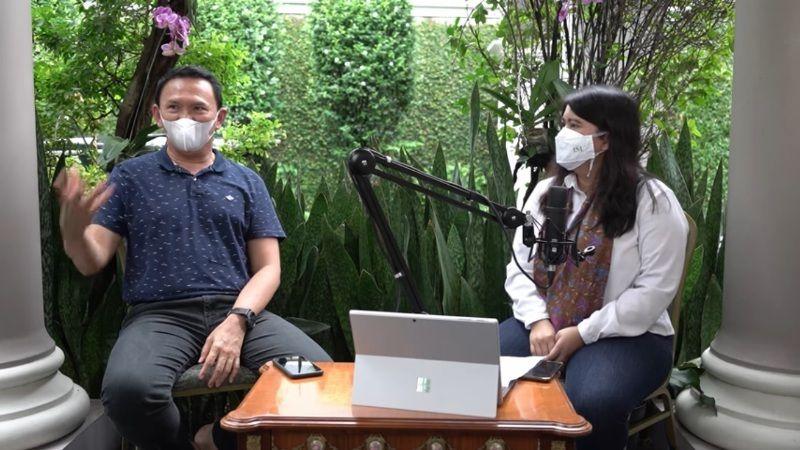 AHOK Marah-marah di Depan Anggota Dewan, Bandingkan Tunjangan Rumah DPRD DKI Rp 720 Jt dengan Komut