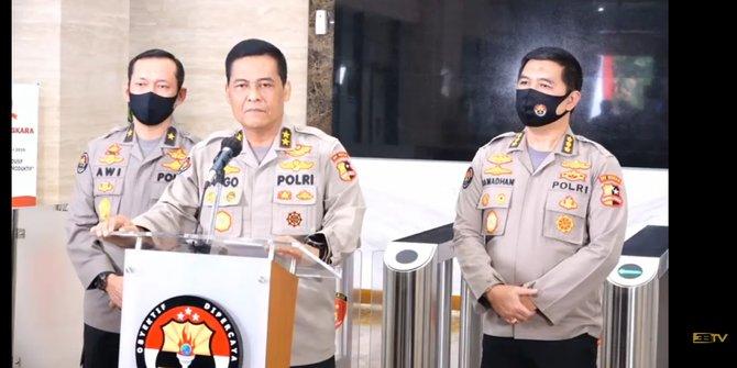 23 Terduga Teroris di Lampung Dibawa ke Jakarta, Salah Satunya Pelaku Bom Bali I