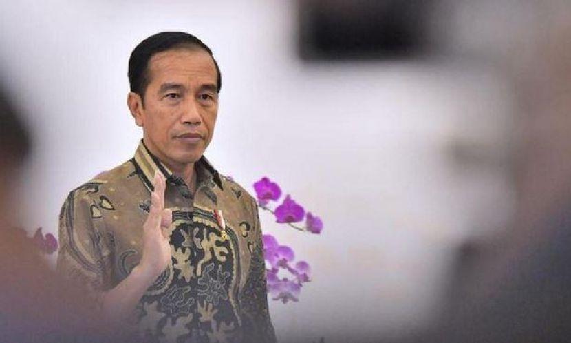 Jokowi Sebut 2021 sebagai Tahun Pemulihan Kehidupan