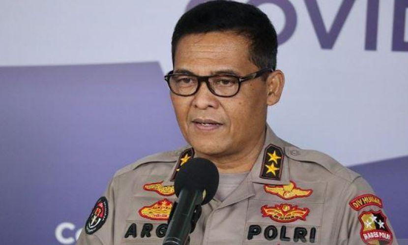 Polri: Ada 12 Lokasi Latihan Jaringan Teroris JI di Jateng