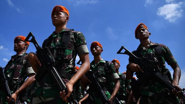 TNI Kerahkan 4.850 Prajurit Amankan Papua Jelang Natal