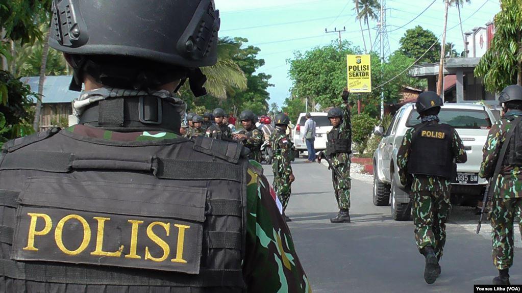 Buru Kelompok Teroris MIT, TNI-Polri Kerahkan Drone