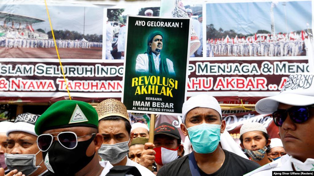 Staf Kedubes Jerman yang Kunjungi Markas FPI Dilarang Kembali ke Indonesia