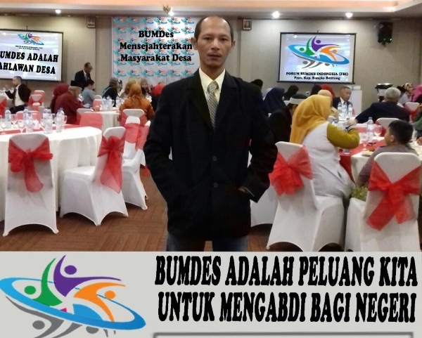 SDM Keuangan BUMDes Bantu Usaha Masyarakat Lebih Mandiri