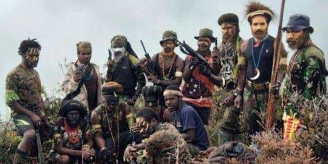 Aksi Teror KKB Papua Kembali Terjadi, Sebarkan Foto Bersama Jasad Korban