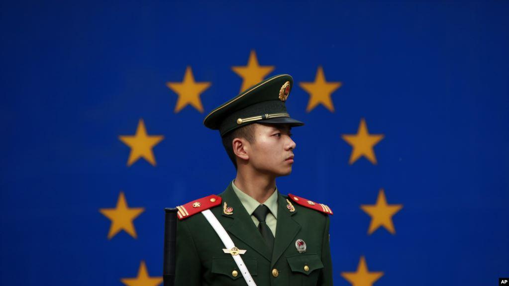 Uni Eropa Buka Jalan bagi Perjanjian Investasi China