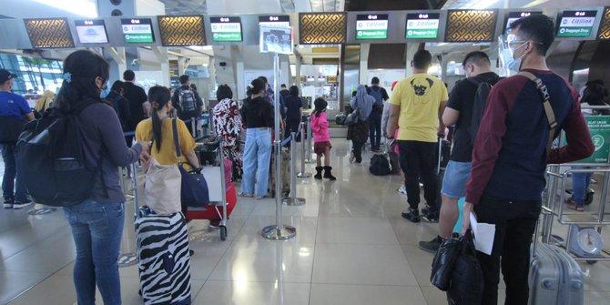 Indonesia Larang Masuk Semua WNA Mulai 1 Januari karena Varian Baru Virus Corona