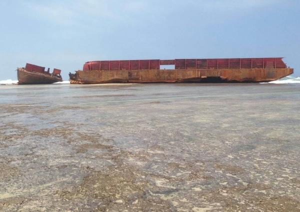 Kementerian LHK Tangani Sigap Kapal Karam Angkut Batubara