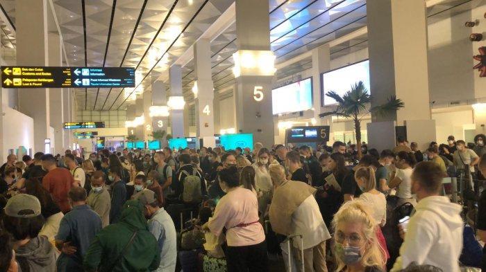Bagi WNA dan WNI yang Tiba dari Luar Negeri, KKP Bandara Soekarno Hatta Berlakukan Karantina