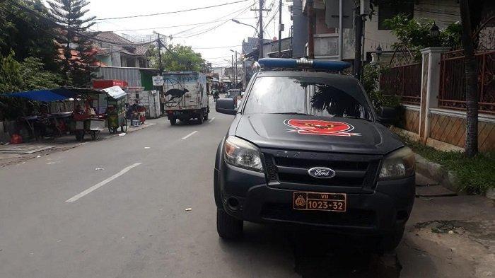 Diserang Sekelompok Pemuda, Permukiman Warga di Cipinang Besar Utara Dijaga Polisi