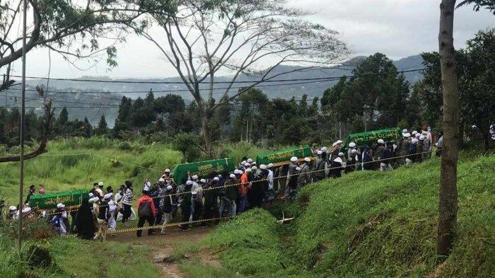 Batas Waktu Pengosongan Lahan di Megamendung Tinggal Hitungan Hari, Begini Sikap Pihak Habib Rizieq