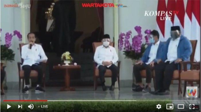 INILAH Penyebab Presiden Jokowi Copot 6 Menteri, Mulai Dari Korupsi sampai Lamban Tangani Covid-19