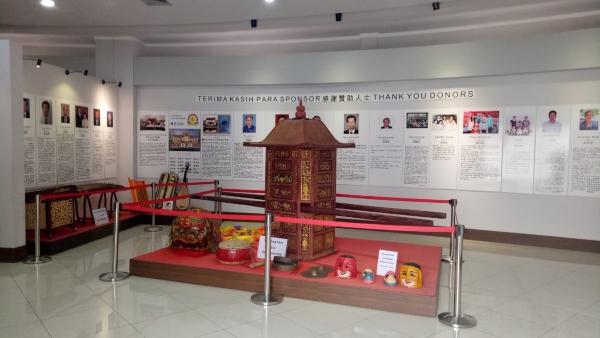 Serba-Serbi Museum Hakka Taman Budaya Tionghoa TMII