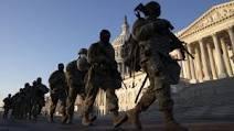 Pengamanan Gedung Capitol Diperketat Jelang Pelantikan Joe Biden