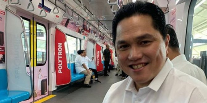 Erick Thohir Bongkar Penyebab Melejitnya Saham Perusahaan BUMN