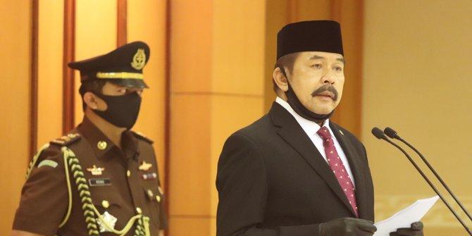 Jaksa Agung Ancam Tindak Tegas Anggota FPI yang Masih Beraktivitas