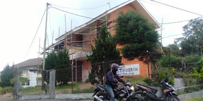 Jejak Latihan Teroris di Vila Oranye