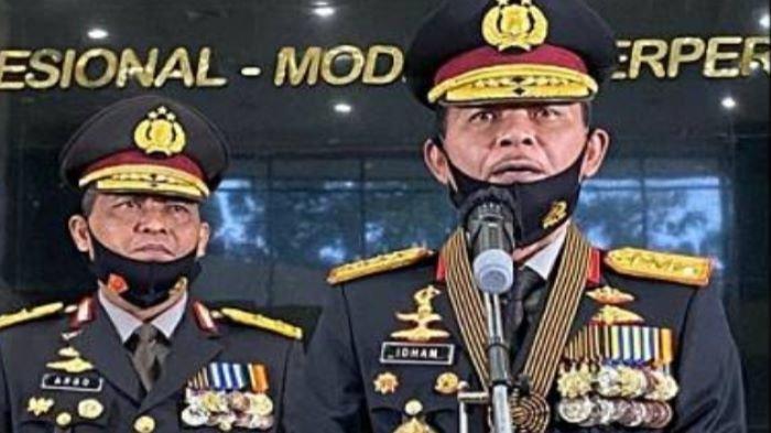 Presiden Pilih Listyo Sigit Jadi Calon Kapolri, Jenderal Idham Azis: Kita Laksanakan dan Amankan