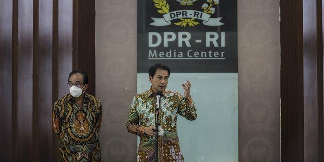Pimpinan DPR Sarankan Pihak yang Tolak Pembubaran FPI Tempuh Jalur Hukum