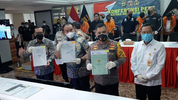 Modus Operandi Mafia Tanah, Bawa Sertifikat Asli ke BPN, Pemilik Tanah Diberikan Sertifikat Palsu