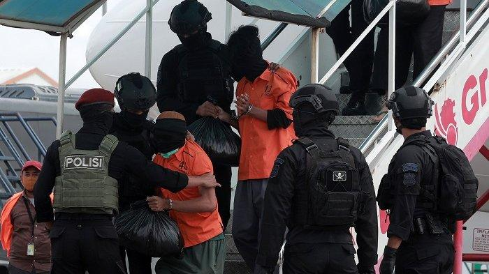 Anggota FPI Makassar Mengaku Dibaiat ISIS dan Disaksikan Munarman, Polri Tunggu Kerja Densus 88