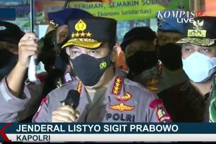 Polisi Tangkap 4 Terduga Teroris Pasca Bom Bunuh Diri di Gereja Katedral Makassar