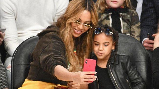 Putri Beyonce Raih Grammy Pertama di Usia 9 Tahun