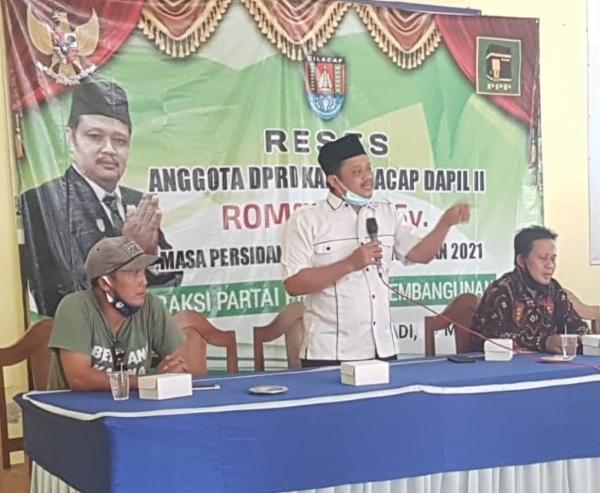 DPRD Sikapi Prospek Budidaya Sorgum, Porang di Cilacap