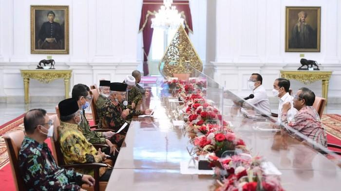 Di Balik Layar Pertemuan Jokowi dan TP3