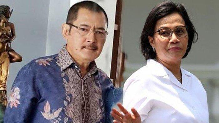 Hakim Menangkan SRI MULYANI, Begini Duduk Perkara Lengkap Bambang Trihatmodjo Terkait Sea Games 1997