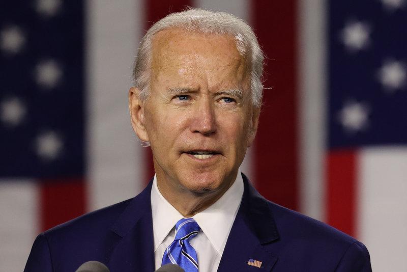 Kunjungi Atlanta, Biden dan Harris Tenangkan Warga AS Keturunan Asia