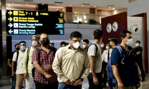 Imigrasi Bandara Soetta Pulangkan 32 WN India
