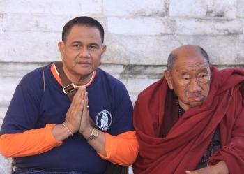Keragaman Majelis agama Buddha Dulu dan Sekarang Tetap Damai