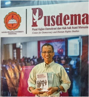 Q&A: Promoting Holocaust and genocide education in Indonesia