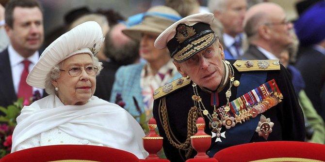 Pangeran Philip, Suami Ratu Elizabeth Meninggal Dunia dalam Usia 99 Tahun
