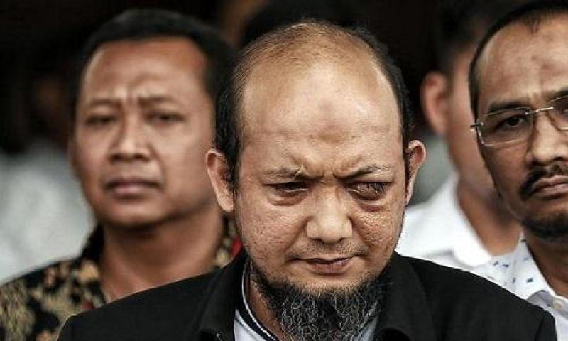 Dinonakifkan KPK, Novel Baswedan Dkk Melawan